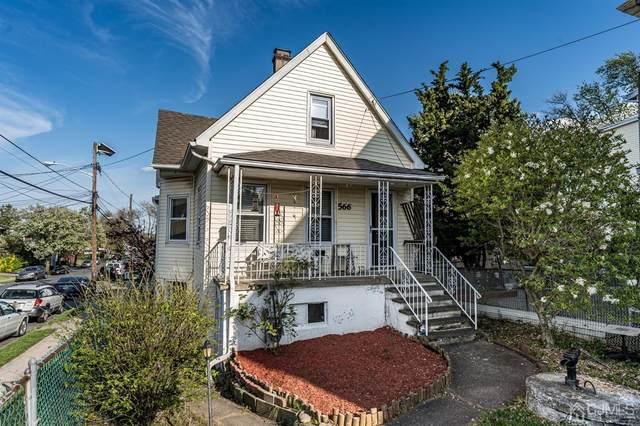566 Amboy Avenue, Perth Amboy, NJ 08861 (MLS #2115642R) :: William Hagan Group