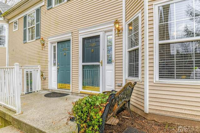 1405 Cypress Lane #5, East Brunswick, NJ 08816 (MLS #2115673R) :: The Michele Klug Team | Keller Williams Towne Square Realty