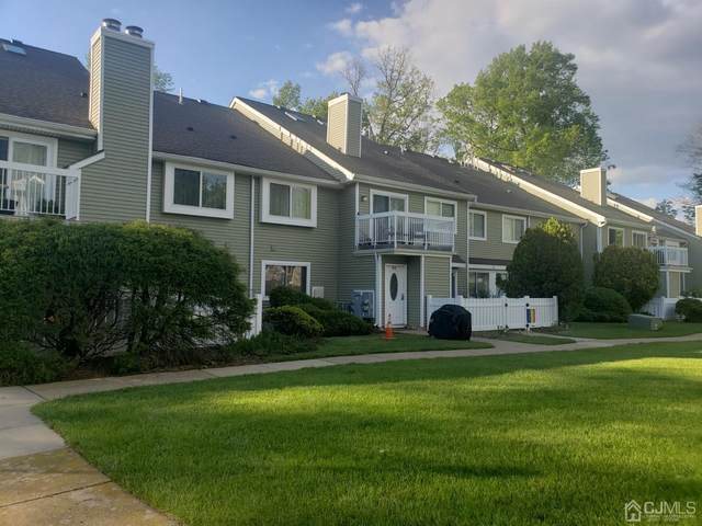 44 Arrowwood Lane #44, South Brunswick, NJ 08852 (MLS #2115711R) :: William Hagan Group