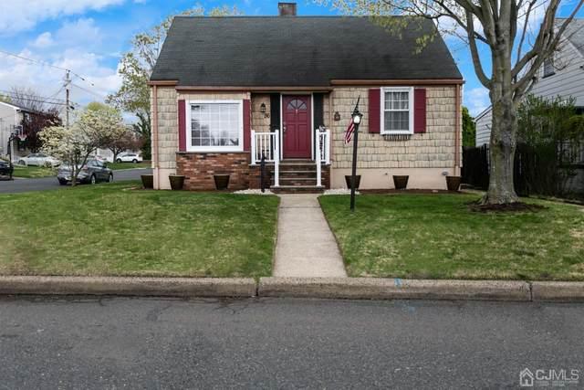 56 Oak Street, Avenel, NJ 07001 (MLS #2115732R) :: William Hagan Group