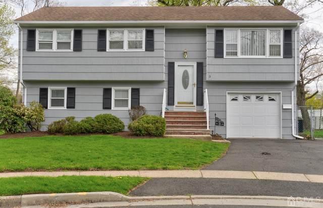 3 Richard Terrace, Piscataway, NJ 08854 (MLS #2115734R) :: William Hagan Group