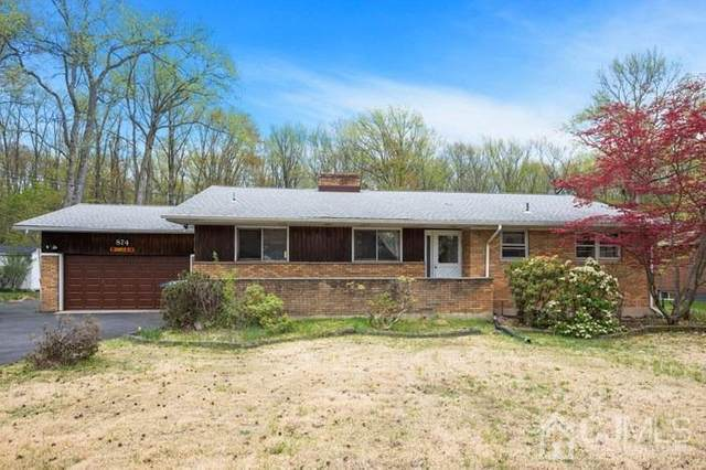 874 Grove Avenue, Edison, NJ 08820 (MLS #2115743R) :: REMAX Platinum