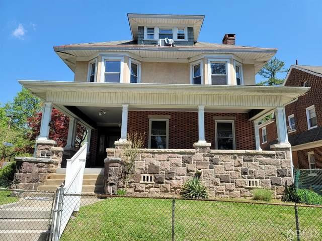1050 Stuyvesant Avenue, Trenton, NJ 08618 (MLS #2115746R) :: The Sikora Group