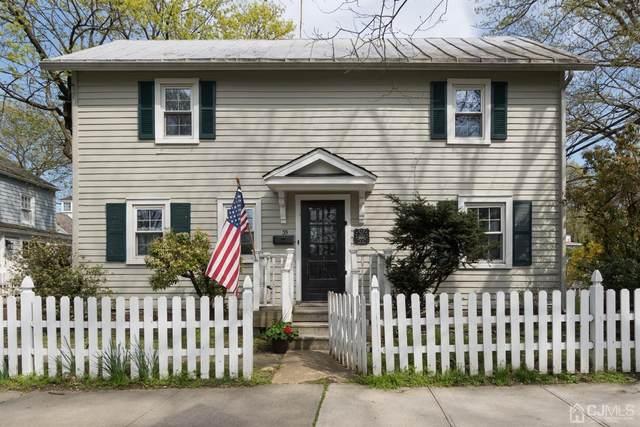 35 S Main Street, Cranbury, NJ 08512 (MLS #2115791R) :: RE/MAX Platinum