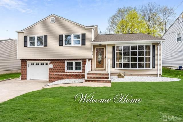 295 S Park Drive, Woodbridge Proper, NJ 07095 (MLS #2115794R) :: RE/MAX Platinum