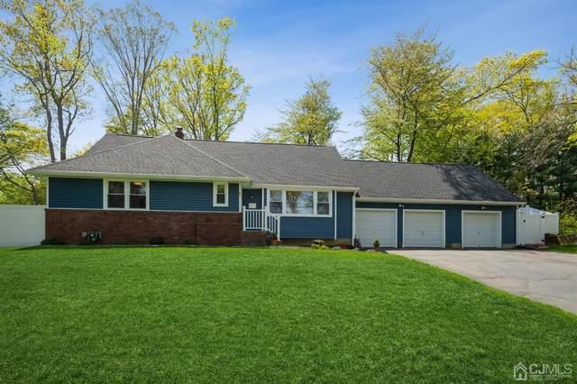 63 Farms Road Circle, East Brunswick, NJ 08816 (MLS #2115854R) :: William Hagan Group