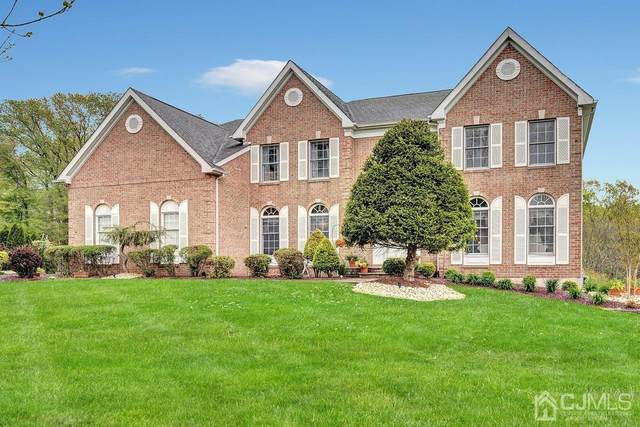 5 Fox Hunt Drive, Monroe, NJ 08831 (MLS #2115956R) :: William Hagan Group