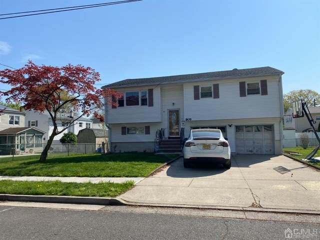 809 Nelson Place, Piscataway, NJ 08854 (MLS #2115982R) :: William Hagan Group