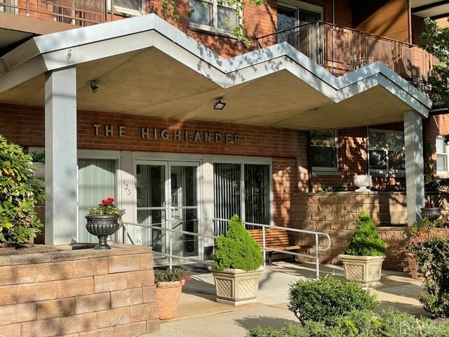 123 S Adelaide Avenue 4B, Highland Park, NJ 08904 (MLS #2116268R) :: The Michele Klug Team   Keller Williams Towne Square Realty