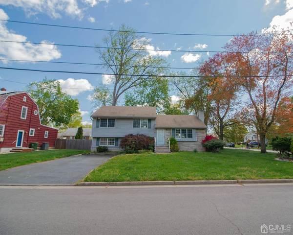 35 Crestwood Avenue #25, Edison, NJ 08817 (MLS #2116279R) :: Kay Platinum Real Estate Group