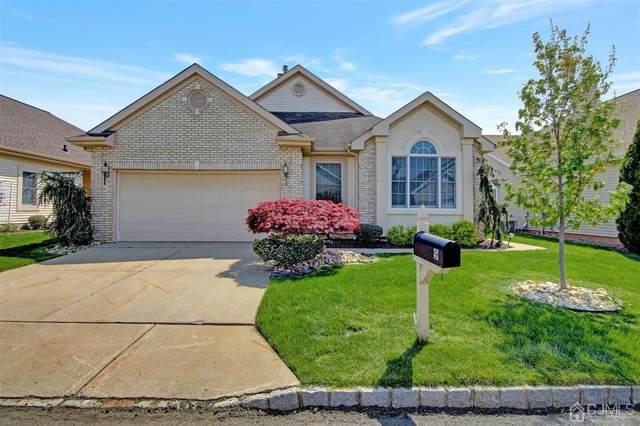9 Ramsey Way, Monroe, NJ 08831 (MLS #2116282R) :: Kay Platinum Real Estate Group