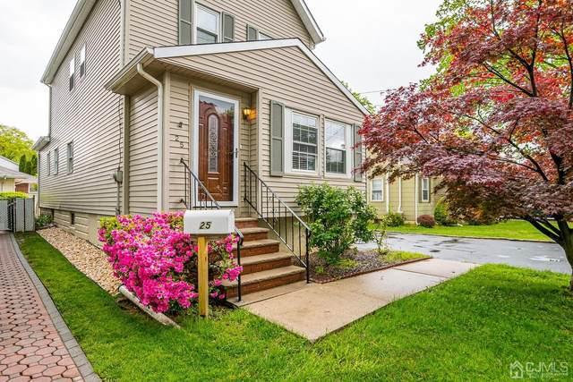 25 Orange Street, Edison, NJ 08817 (MLS #2116320R) :: Halo Realty