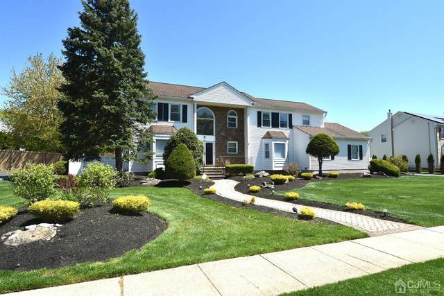 28 Silver Hollow Road, North Brunswick, NJ 08902 (MLS #2116345R) :: Kay Platinum Real Estate Group