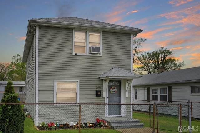 294 Norwood Avenue, Old Bridge, NJ 08859 (MLS #2116456R) :: The Dekanski Home Selling Team