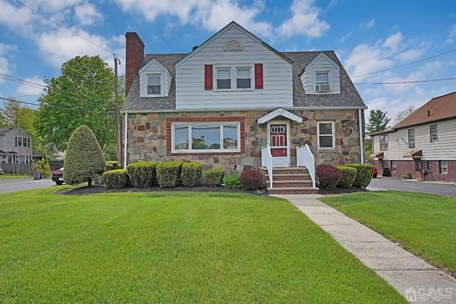 1320 Hamilton Boulevard, South Plainfield, NJ 07080 (MLS #2116480R) :: The Sikora Group