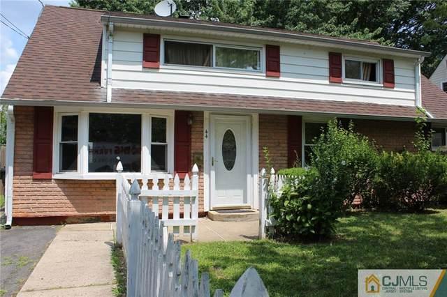 44 Washington Avenue, Iselin, NJ 08830 (MLS #2116509R) :: The Sikora Group