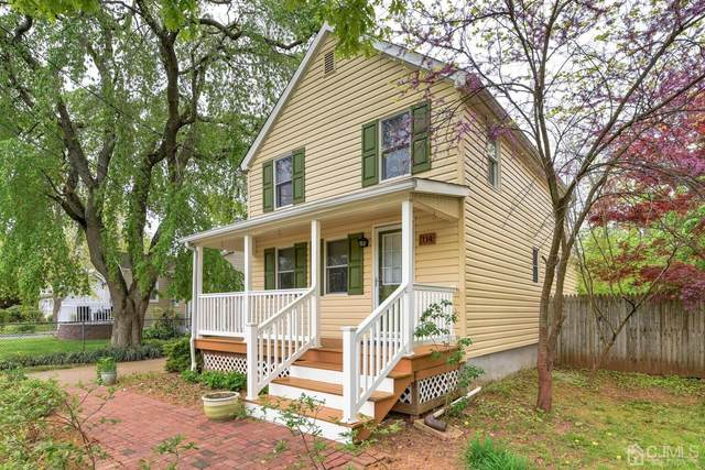114 Johnson Avenue, Piscataway, NJ 08854 (MLS #2116523R) :: The Dekanski Home Selling Team