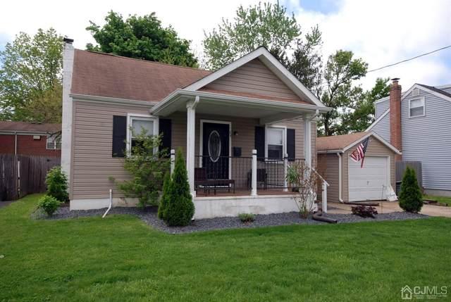 34 Eisenhower Avenue, Spotswood, NJ 08884 (MLS #2116529R) :: The Dekanski Home Selling Team