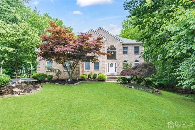 7 Danton Court, South Brunswick, NJ 08824 (MLS #2116589R) :: Parikh Real Estate