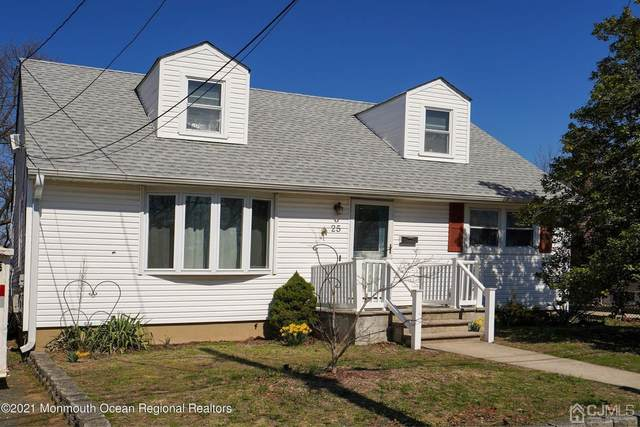 25 8th Street, Hazlet, NJ 07734 (MLS #2116613R) :: Halo Realty