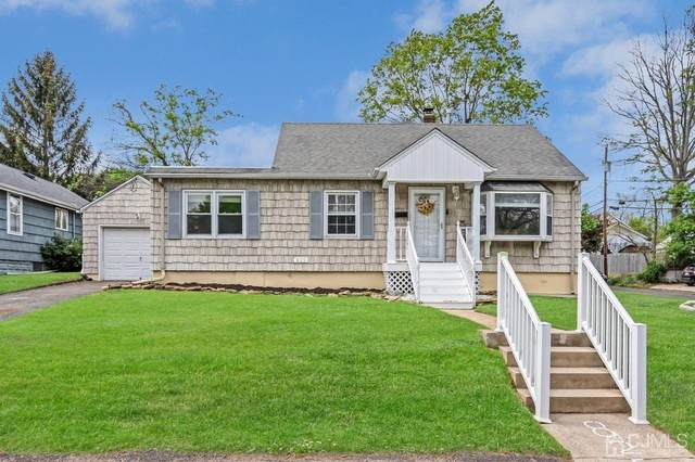 824 Forrest Avenue, South Amboy, NJ 08879 (MLS #2116644R) :: Halo Realty
