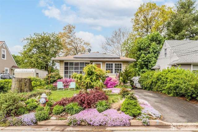 140 Baker Avenue, South Plainfield, NJ 07080 (MLS #2116647R) :: Gold Standard Realty