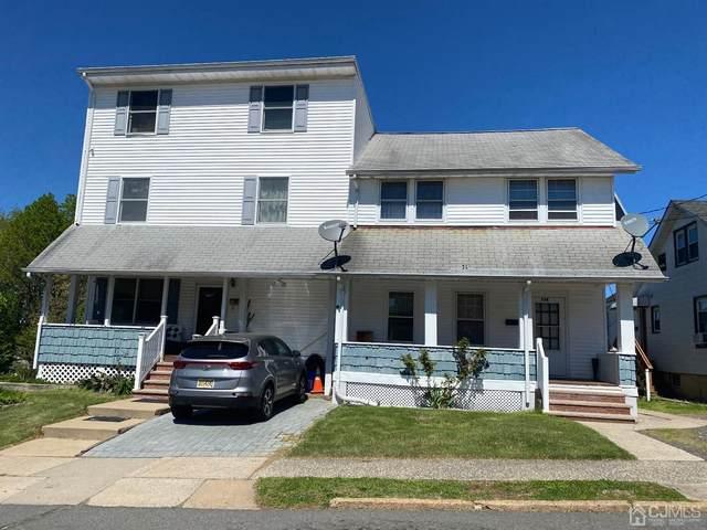 22 James Street, South River, NJ 08882 (MLS #2116749R) :: Team Pagano