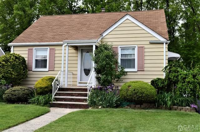 114 Vassar Place, Avenel, NJ 07001 (MLS #2116752R) :: Provident Legacy Real Estate Services, LLC