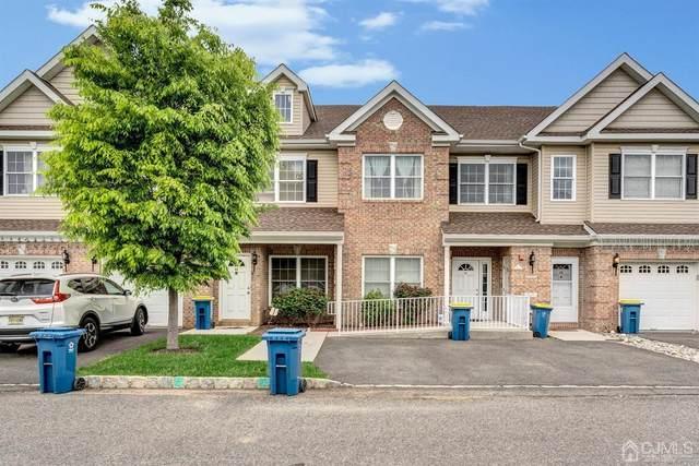 42 Morgan Way, Monroe, NJ 08831 (MLS #2116832R) :: William Hagan Group