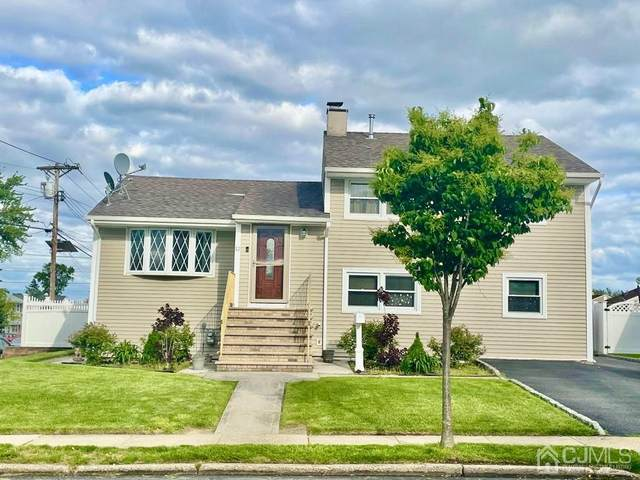 12 Kurdyla Avenue, Carteret, NJ 07008 (MLS #2116837R) :: William Hagan Group