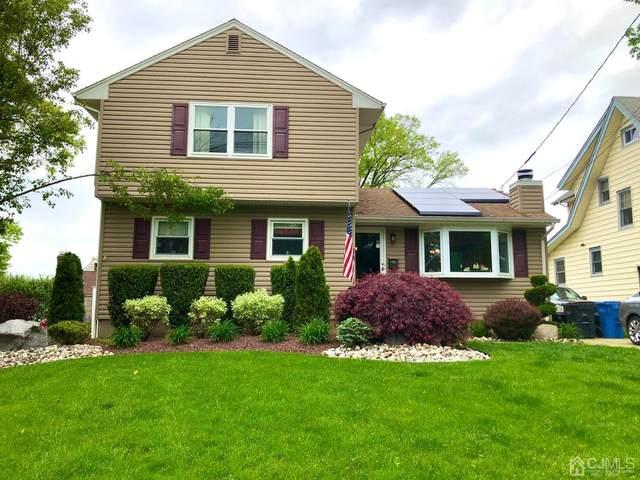 212 High Street, Metuchen, NJ 08840 (MLS #2116838R) :: Gold Standard Realty