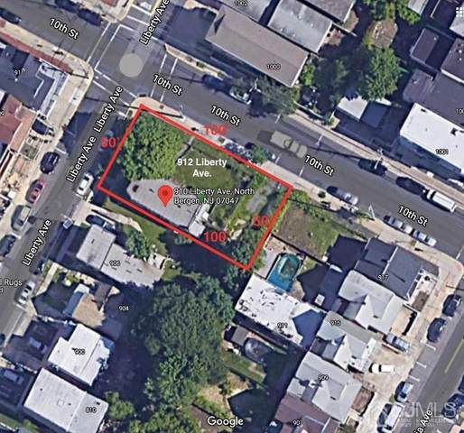 912 Liberty Avenue, North Bergen, NJ 07047 (MLS #2116951R) :: The Sikora Group