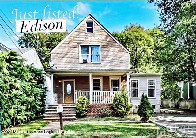 38 Bernard Avenue, Edison, NJ 08837 (MLS #2117049R) :: William Hagan Group