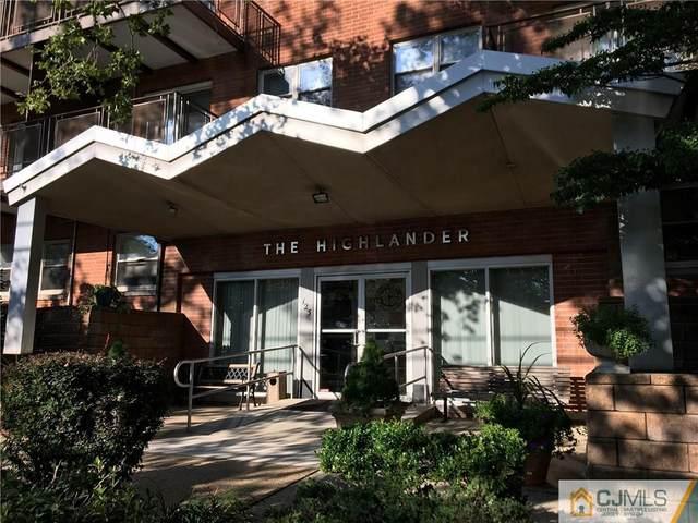 123 S Adelaide Avenue 2K, Highland Park, NJ 08904 (MLS #2117119R) :: Kay Platinum Real Estate Group