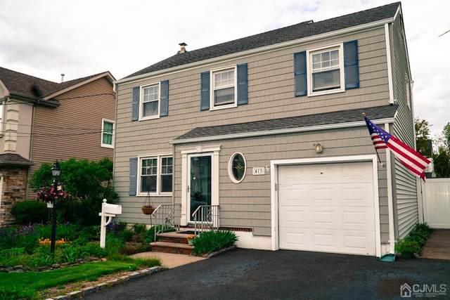 473 Stratford Road, Union Twp, NJ 07083 (MLS #2117132R) :: William Hagan Group