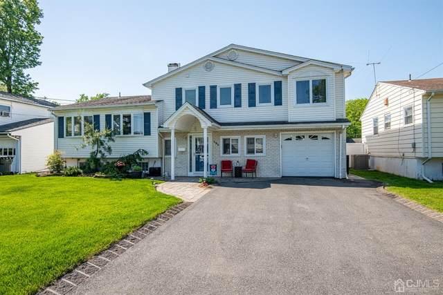 195 Cypress Drive, Colonia, NJ 07067 (#2117290R) :: Daunno Realty Services, LLC