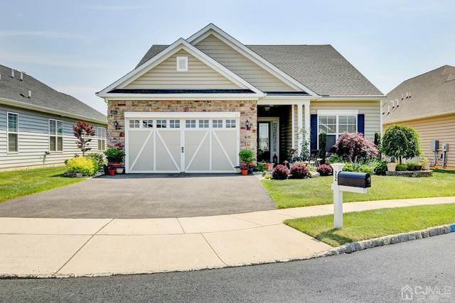 22 Landmark Road, Monroe, NJ 08831 (MLS #2117304R) :: Gold Standard Realty