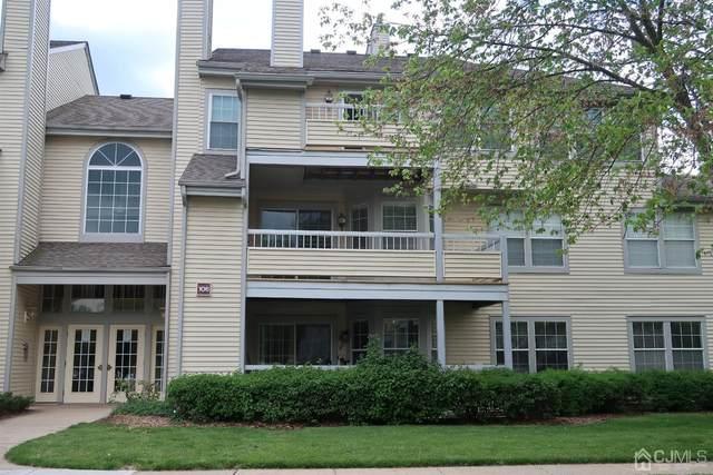 106 Heritage Boulevard #8, West Windsor, NJ 08540 (MLS #2117333R) :: Gold Standard Realty