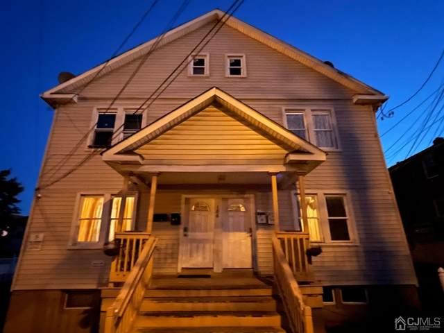 186 Comstock Street, New Brunswick, NJ 08901 (MLS #2117384R) :: Team Gio   RE/MAX
