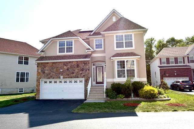 377 Morning Glory Drive, Monroe, NJ 08831 (#2117426R) :: Rowack Real Estate Team