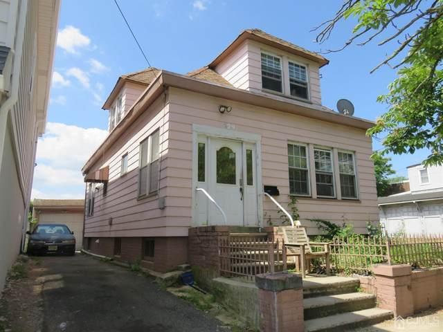 129 William Street, Perth Amboy, NJ 08861 (MLS #2117615R) :: Gold Standard Realty