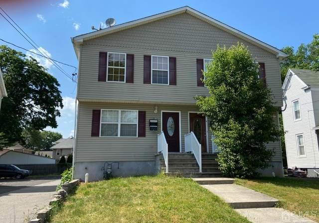 344 Front Street A, Dunellen, NJ 08812 (MLS #2117657R) :: The Sikora Group
