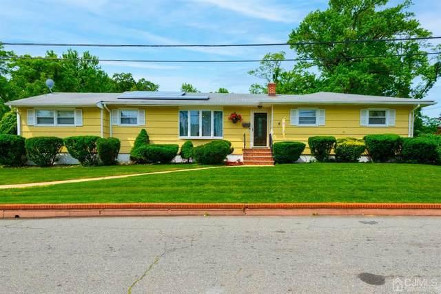 141 Pine Island Terrace, Old Bridge, NJ 07735 (MLS #2117873R) :: The Dekanski Home Selling Team
