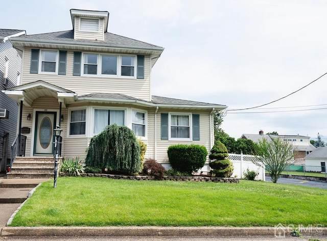 33 Lillian Street, Edison, NJ 08817 (MLS #2117915R) :: Kiliszek Real Estate Experts