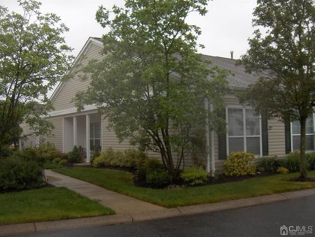 389 Harrier Drive, Monroe, NJ 08831 (#2118031R) :: Rowack Real Estate Team