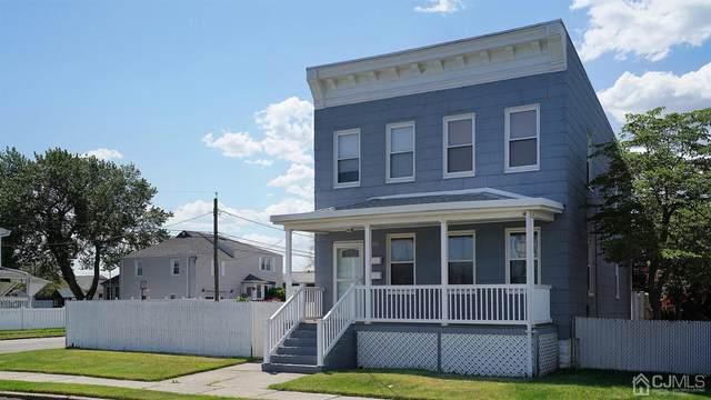 63 Marion Street, Port Reading, NJ 07064 (MLS #2118058R) :: Gold Standard Realty