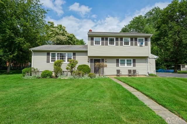 111 Cybowski Court, South Plainfield, NJ 07080 (MLS #2118236R) :: Parikh Real Estate