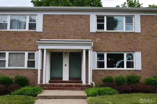 170 Evergreen Road 2A, Edison, NJ 08837 (#2118256R) :: Rowack Real Estate Team
