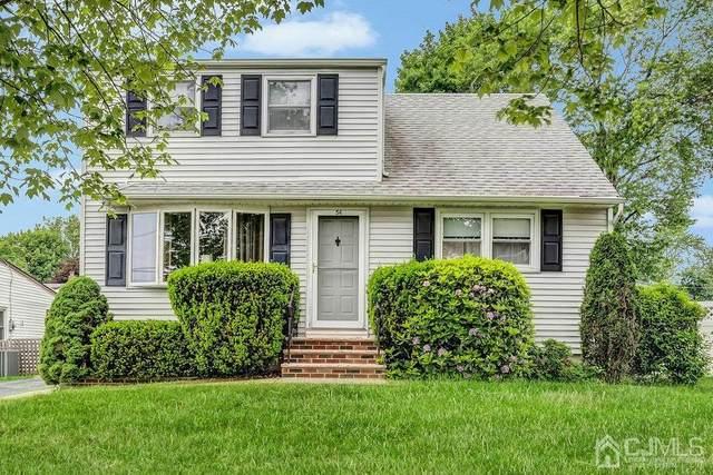 54 Columbus Avenue, Edison, NJ 08817 (#2118269R) :: Rowack Real Estate Team