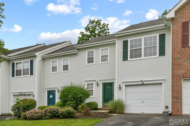 302 Bentley Drive, South Brunswick, NJ 08540 (MLS #2118365R) :: Gold Standard Realty